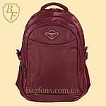 Школьный рюкзак  Edison x550 красный - ВИДЕООБЗОР -, фото 2