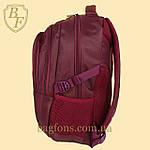 Школьный рюкзак  Edison x550 красный - ВИДЕООБЗОР -, фото 4