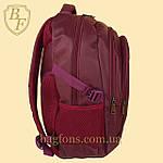 Школьный рюкзак  Edison x550 красный - ВИДЕООБЗОР -, фото 5