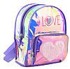 Рюкзак молодіжний ST-20 Furry love, 25*22*12, арт. 555496, 1 Вересня