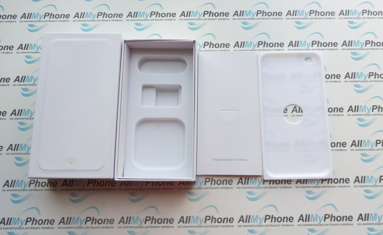 Коробка Apple iPhone 6S Plus Gold