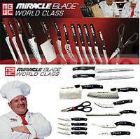 Набор ножей Miracle Blade World Class (Мирэкл Блэйд), фото 1