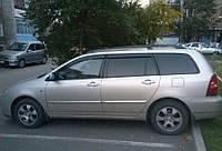 Дефлекторы окон (ветровики) TOYOTA Corolla Wagon 2001-2007