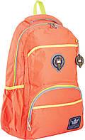 Рюкзак підлітковий OX 313, помаранчевий, 31*47*14.5, 1 Вересня