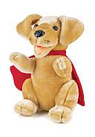 """Faberlic Мягкая игрушка """"Собака-супергерой"""" для детей Солнечный пес арт 9784"""