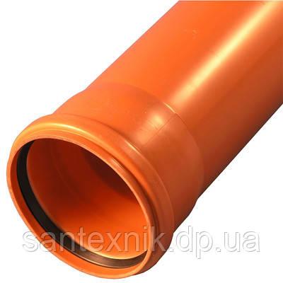 Труба (оранжевая) наруж.200х4,0/3000мм, фото 2