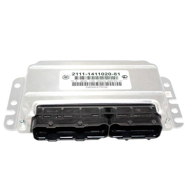 Контроллер системы управления двигателем АВТЭЛ 2111-1411020-81