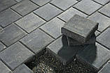 Тротуарная плитка Патио (Серый) h - 60, фото 2