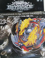 Бейблейд Игра B-00 Gold Dragon