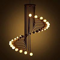 Светильник люстра Loft [ SPIRAL ], фото 1