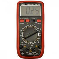 Цифровой профессиональный мультиметр DT VC 61A