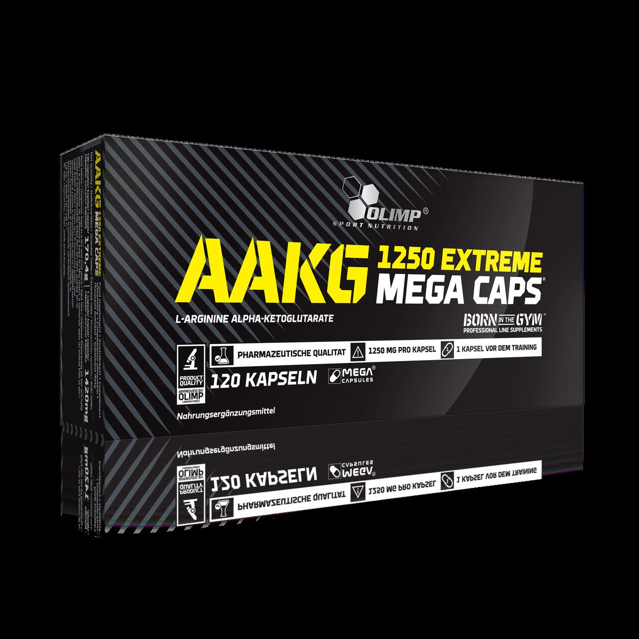 Olimp AAKG Extreme mega caps 300 caps
