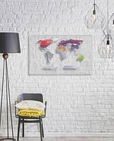 Скретч карта мира «Travel Map® AIR World»  (на английском языке)