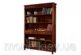 Книжный шкаф с полками 808 G
