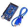 Arduino MEGA 2560 ATmega2560-16AU + USB Cable
