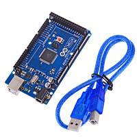 Arduino MEGA 2560 ATmega2560-16AU + USB Cable , фото 1