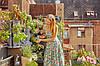 Угловой набор для вертикального сада GARDENA NatureUp, фото 4