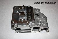 Головка цилиндра с клапанами для дизеля 186F (9 л.с.)
