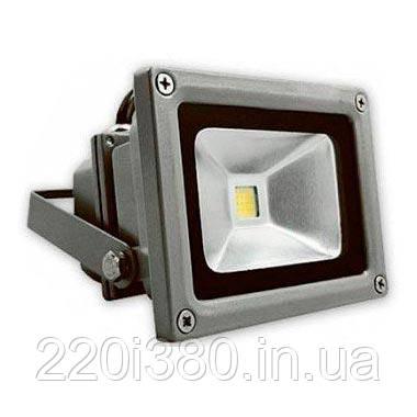 Прожектор СДО01-20 светодиодный серый чип IP65 ИЭK