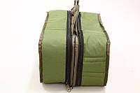 Карповая сумка-столик  fisher  с двумя коробками на 2 отделения  , фото 1