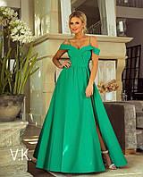 Великолепное платье из приятной к телу ткани
