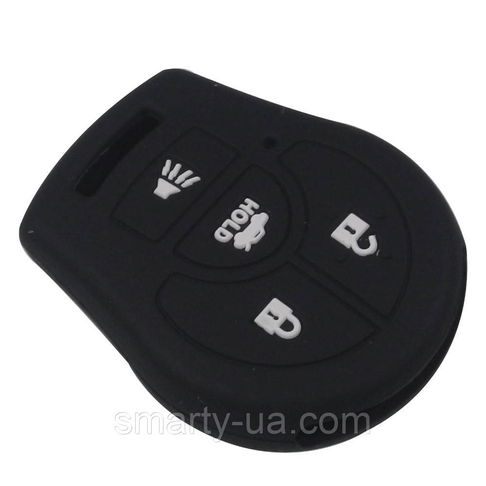 Силиконовый чехол на NISSAN МАРТА Tiida Altima Armada Cube Juke Максима Pathfinder Rogue sentra Versa micra