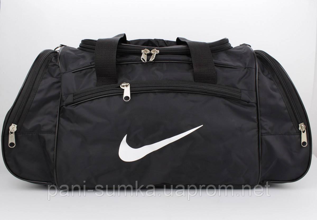 c4b534864068 Стильная спортивная, дорожная сумка Nike 1323 черная: продажа, цена ...