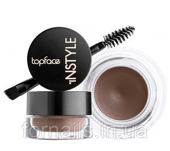 Гель для бровей Topface Instyle Eyebrow Gel, 003 Auburn