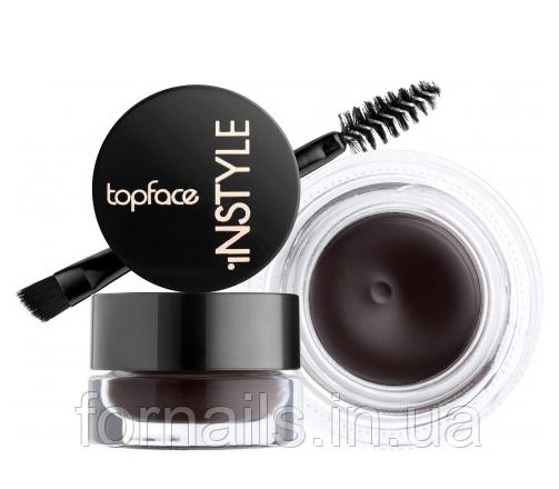 Гель для бровей Topface Instyle Eyebrow Gel, 06 Mocha Brown
