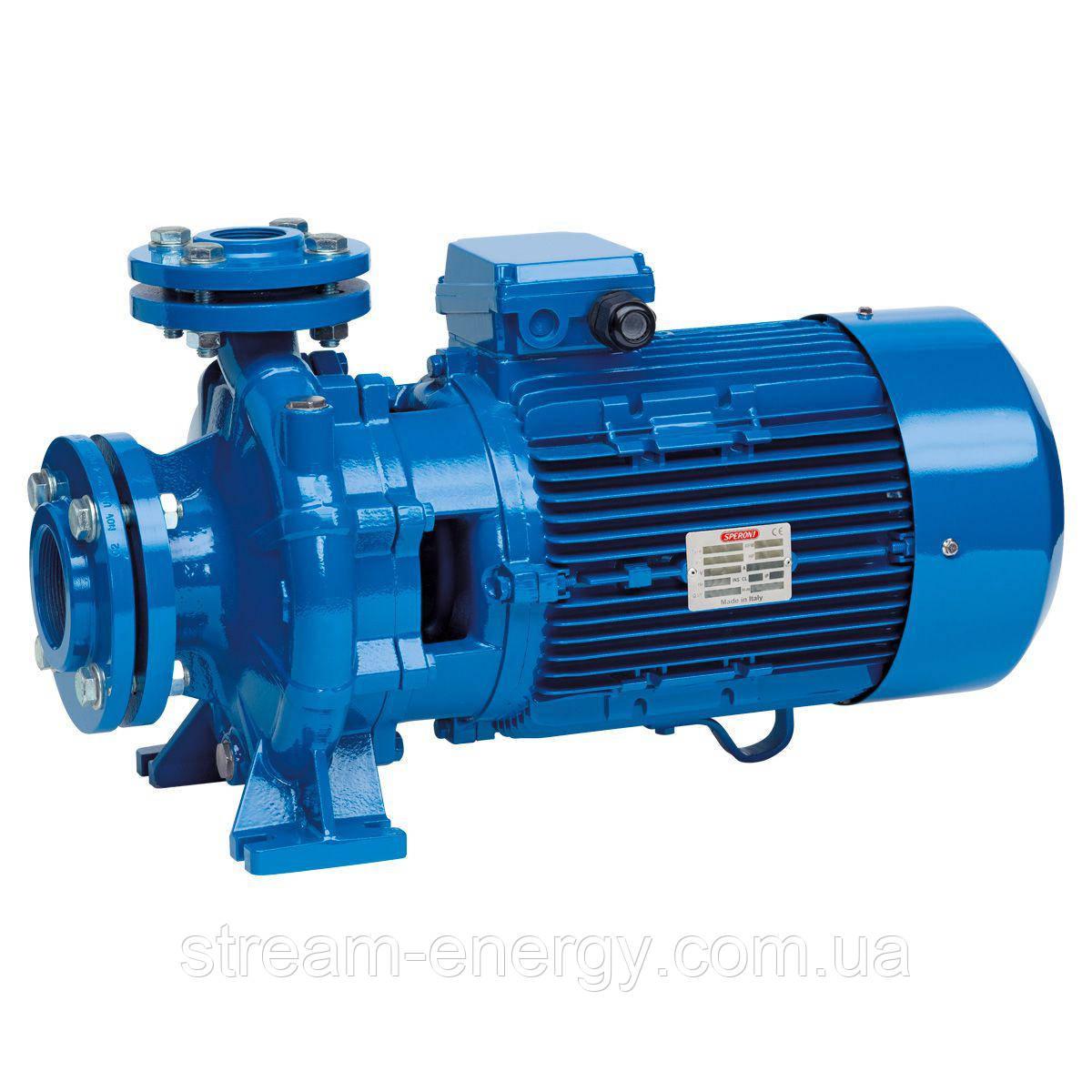 Відцентровий моноблочний насос Speroni CS 50-160D, подача до 72 м3/год