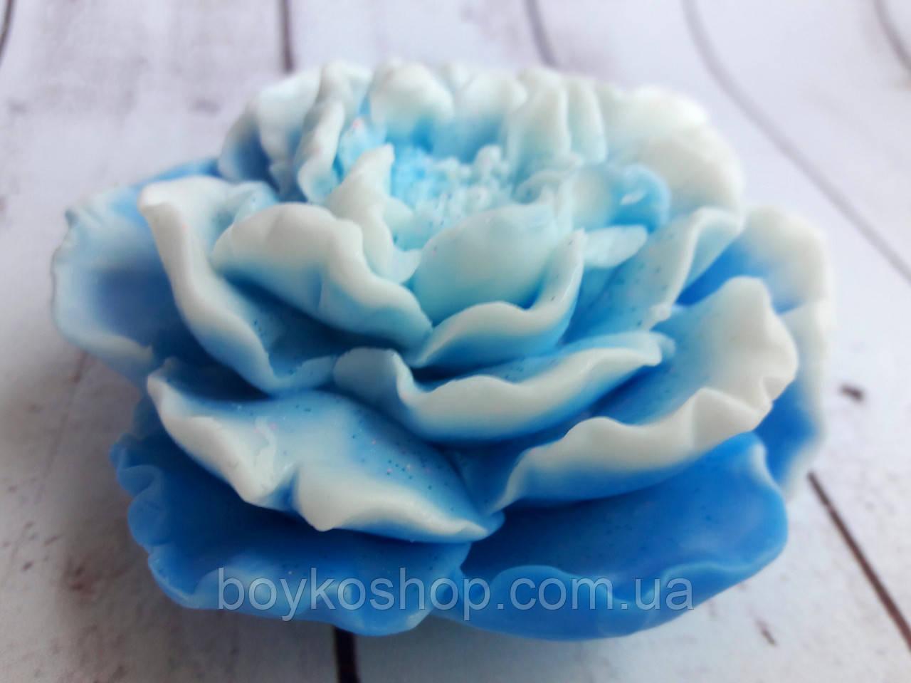Мыло ручной работы Магнолия голубая