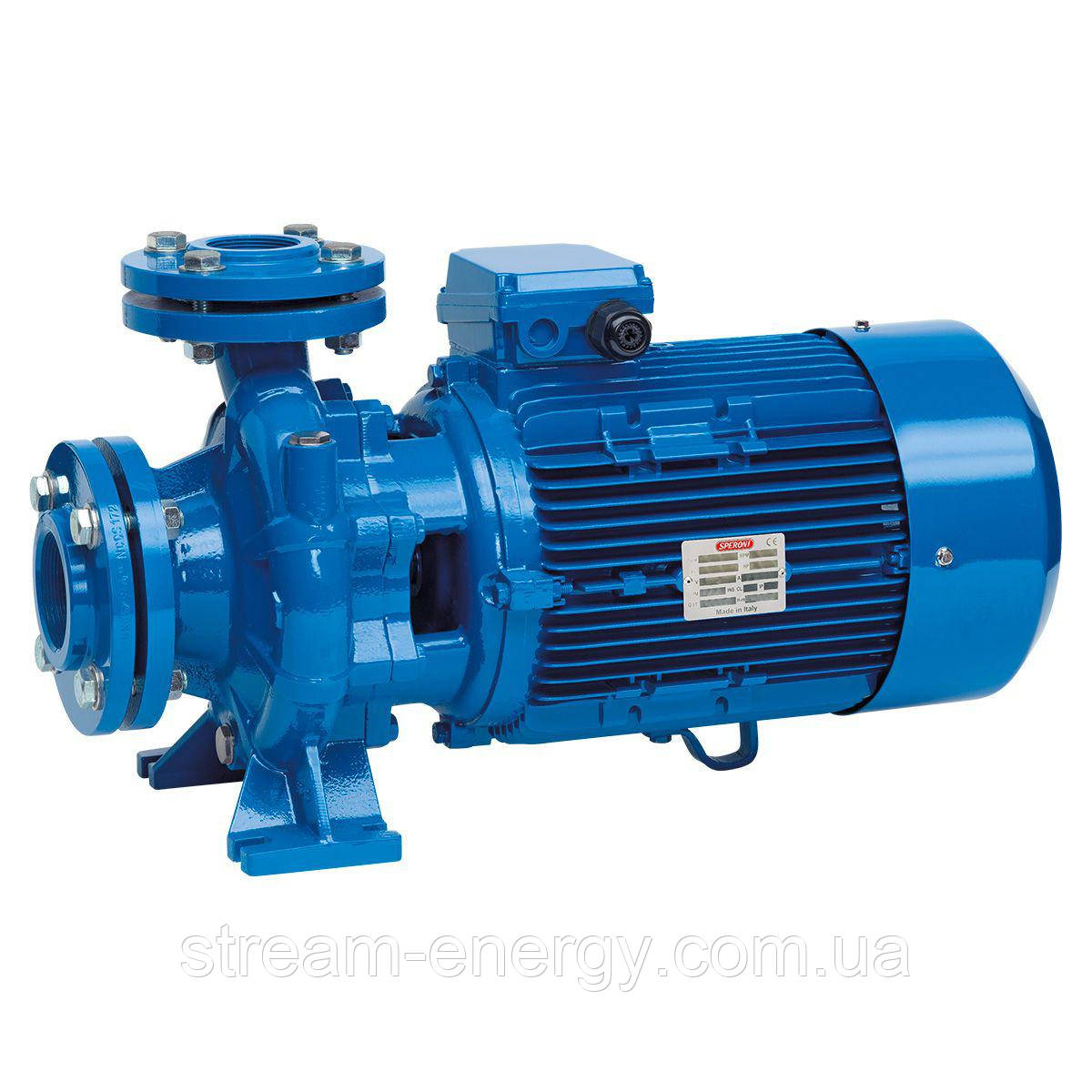 Відцентровий моноблочний насос Speroni CS 65-160E, подача до 120 м3/год