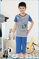 Пижама для мальчиков. 5- 12 лет
