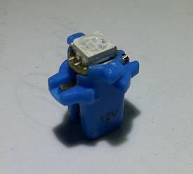 H-B8.7D, лампа синього кольору світіння 1pcs 5050