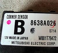 Блок управления Mitsubishi Lancer X CORNER SENSOR  (8638A026)