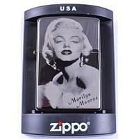 Зажигалка бензиновая Zippo Marilyn Monroe