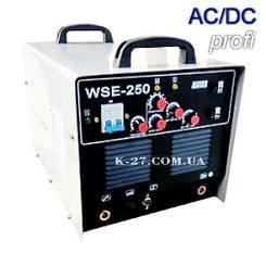 Аргонно-дуговой сварочный аппарат «Луч»  WSE-250  AC/DC (алюминий)