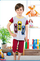 Пижама для дмальчиков. 1- 4 лет