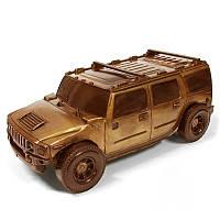 ВИП Подарок для мужчины. Шоколадный авто элит класа. Хаммер, фото 1
