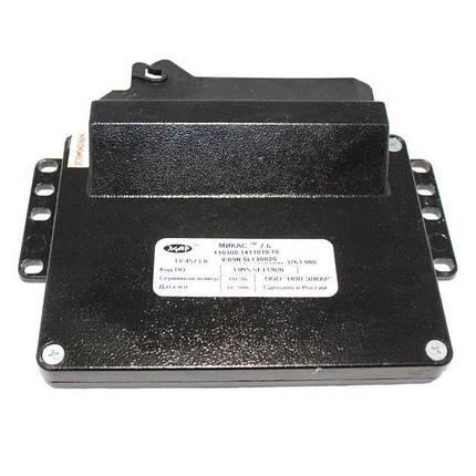 Контроллер системы управления двигателем 110308-1411010-10 МИКАС 7.6, фото 2