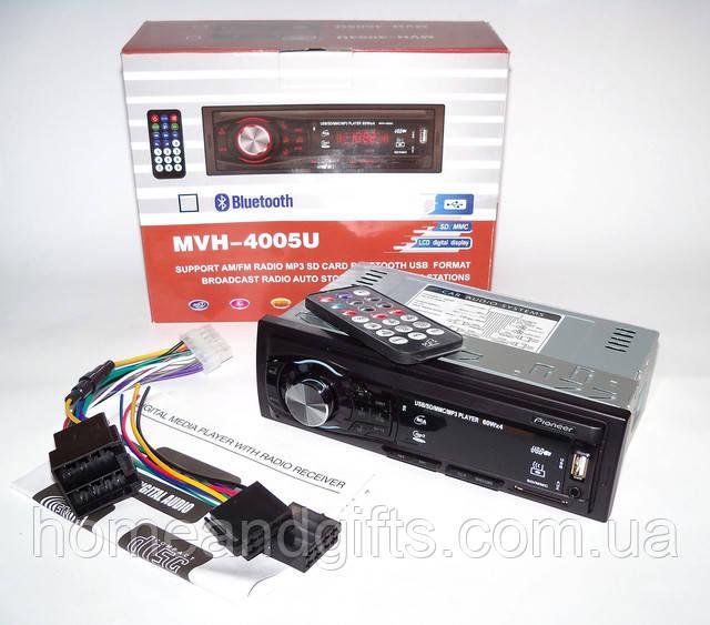 Автомагнитола MP3 4005 U MP3 MVH