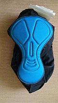 Велотруcы женские с памперсом 1,3см (L), фото 3