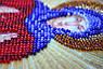 Набор для вышивки бисером икона Святая Кира, фото 3