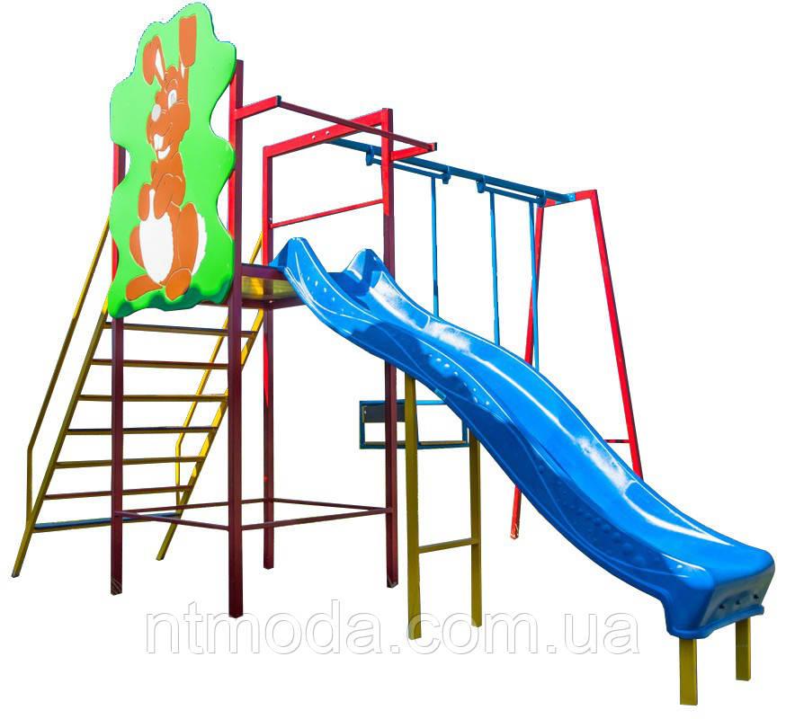 Детский игровой комплекс. МП-002-8