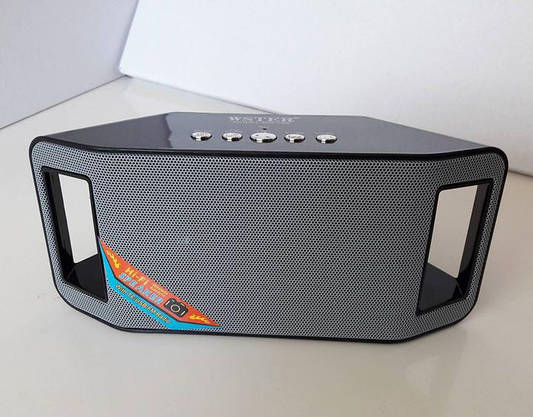Портативна Bluetooth-FM-Колонка (model-66), фото 3