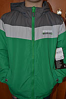 Куртки двухсторонние, разные цвета