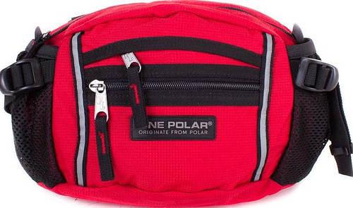 Сумка через плечо, на пояс ONEPOLAR (ВАНПОЛАР) W3061-red