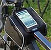 Велосумка на раму ROSWHEEL з боками, (екран телефону до 5.5 дюймів )