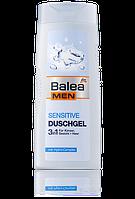 Гель для душа для чувствительной кожи Balea Men Sensitive Duschgel 3 in 1