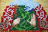 Набор для вышивки бисером икона Святая Иулиана, фото 4
